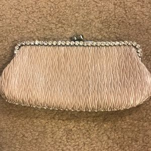 Handbags - RSVP Clutch with optional strap